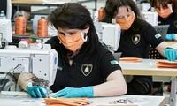 Lamborghini chuyển sang sản xuất khẩu trang