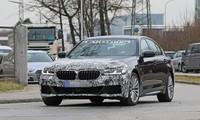 BMW 5 Series mới không theo xu hướng lưới tản nhiệt lớn