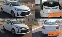 Toyota Vios mới sắp ra mắt tại Trung Quốc có gì khác biệt?