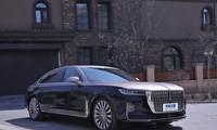 Xe sang Trung Quốc cạnh tranh Mercedes E-Class trình làng