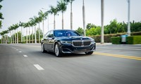 Ngắm nhìn sedan giá đắt nhất của BMW ở Việt Nam