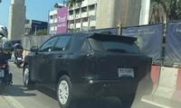 SUV mới của Toyota chạy thử trên đường phố Thái Lan?