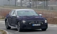 Rò rỉ Genesis G70 mới, đủ sức 'đấu' Mercedes-Benz C-Class?