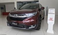 Honda CR-V giảm giá đẩy hàng tồn, 'dọn đường' cho phiên bản mới