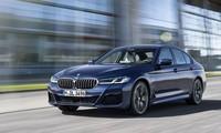 BMW Series 5 2021 xuất hiện chính thức với nhiều nâng cấp nhỏ