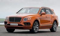 Bentley Bentayga bị triệu hồi do nguy cơ bốc cháy