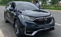 Honda CR-V 2020 lộ diện, đại lý giảm giá đẩy hàng tồn