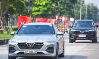 VinFast tăng giá đồng loạt các mẫu ôtô