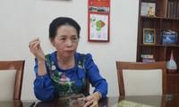 Bà Trần Thị Hoài Thanh, nguyên Giám đốc Sở Lao động - Thương binh và Xã hội Gia Lai,