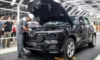 Chính thức giảm 50% lệ phí trước bạ cho ôtô nội từ ngày 28/6