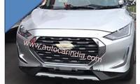 Rò rỉ ảnh thực tế của Nissan Magnite bản sản xuất