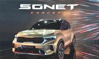 Kia Sonet sắp được giới thiệu tại Ấn Độ