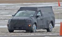Rỏ rỉ thông số của bán tải cỡ nhỏ Ford Maverick