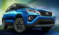 SUV cỡ nhỏ hoàn toàn mới của Toyota ra mắt tại Ấn Độ