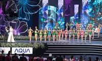 Màn trình diễn bikini nóng bỏng của thí sinh Hoa Hậu Việt Nam 2020