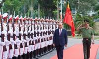 Thủ tướng dự và chỉ đạo Hội nghị Công an toàn quốc
