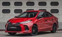 Toyota Vios bản thể thao chính thức trình làng