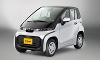 Toyota ra mắt ôtô điện 2 chỗ, phạm vi hoạt động 150 km
