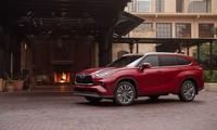 Toyota sắp tung thêm mẫu xe Grand Highlander?