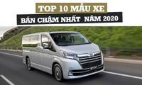Top 10 ôtô 'kén khách' nhất năm 2020 tại Việt Nam