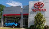 Toyota giành lại vị trí nhà sản xuất ôtô lớn nhất toàn cầu
