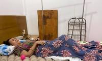 Nghệ sĩ Hoàng Lan phẫu thuật vùng lưng bị hoại tử