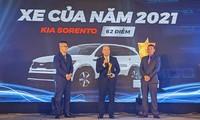 Kia Sorento được xướng tên mẫu xe của năm tại Việt Nam