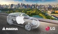 Xe điện Apple sẽ được sản xuất bởi LG và Magna?