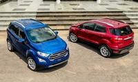 Triệu hồi Ford EcoSport liên quan lỗi dây điện