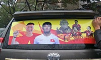 Hà Tĩnh tặng bằng khen trung vệ U23 Việt Nam Bùi Tiến Dũng