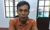 Đối tượng Nguyễn Trường Quang đã thực hiện nhiều vụ tống tiền CSGT