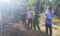 Hé lộ dần nguyên nhân vụ cháy rừng khủng khiếp ở Hà Tĩnh
