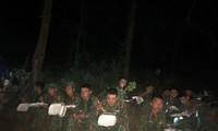 Xuyên đêm chống 'giặc lửa' ở Hà Tĩnh
