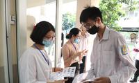 Hai Đại học Quốc gia tổ chức thi đánh giá năng lực cho thí sinh không thể thi đợt 2