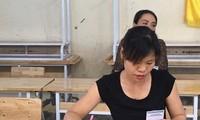 Sau 4 năm tổ chức, kỳ thi THPT quốc gia bắt đầu bộc lộ những kẽ hở tại khâu chấm thi. Ảnh mang tính minh họa