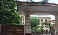 Thủ khoa trường công an là thí sinh Hòa Bình, Sơn La, Lạng Sơn