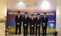 5 thí sinh của đoàn Olympic Việt Nam tham gia EuPhO 2019 tại Latvia