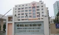 Nhiều lãnh đạo Vụ, Cục, Thanh tra Bộ Giáo dục bị xem xét kỷ luật