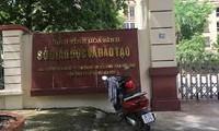 13 công chức Bộ GD&ĐT liên quan tới việc để xảy ra gian lận điểm thi ở Hà Giang, Sơn La và Hòa Bình năm 2018 bị xem xét kỷ luật.
