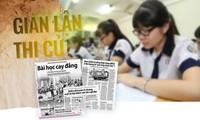 Gian lận thi cử 2018: Hà Giang công bố 151 cán bộ, đảng viên liên quan