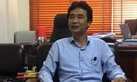Ông Phạm Hùng Anh, Cục trưởng Cục Cơ sở vật chất (Bộ GD&ĐT)