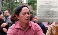 Đơn kêu cứu của tập thể 94 giáo viên hợp đồng của thị xã Sơn Tây, Hà Nội