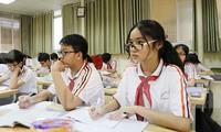 Vì sao học sinh lớp 9 của quận Thanh Xuân phải thi lại môn toán học kỳ I