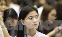 Sinh viên ĐH Sư phạm Hà Nội