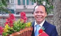 GS.TS. Nguyễn Văn Hiệp, Viện trưởng Viện Ngôn ngữ học Việt Nam