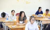 Hạn chế tối đa thay đổi, tạo thuận lợi nhất cho thí sinh và các trường