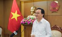 Bộ trưởng Phùng Xuân Nhạ: Có những vùng học bạ rất 'long lanh'