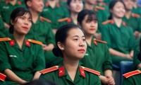 Tuyển sinh khối trường quân đội năm 2020: Không tổ chức thi tuyển sinh riêng