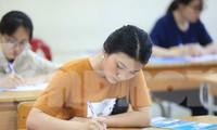 Đại học Quốc gia được tự chủ tuyển sinh nhưng phải theo quy định của Bộ giáo dục