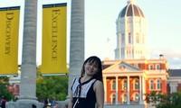 Lưu học sinh Việt đang theo học tại Mỹ